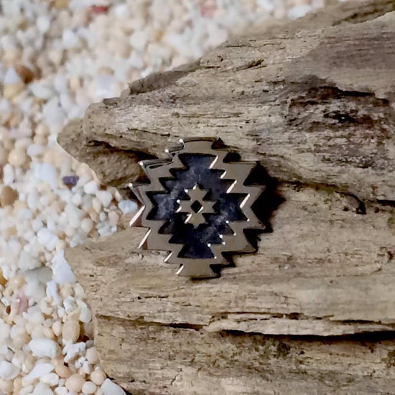 Ortega Pierced Silver