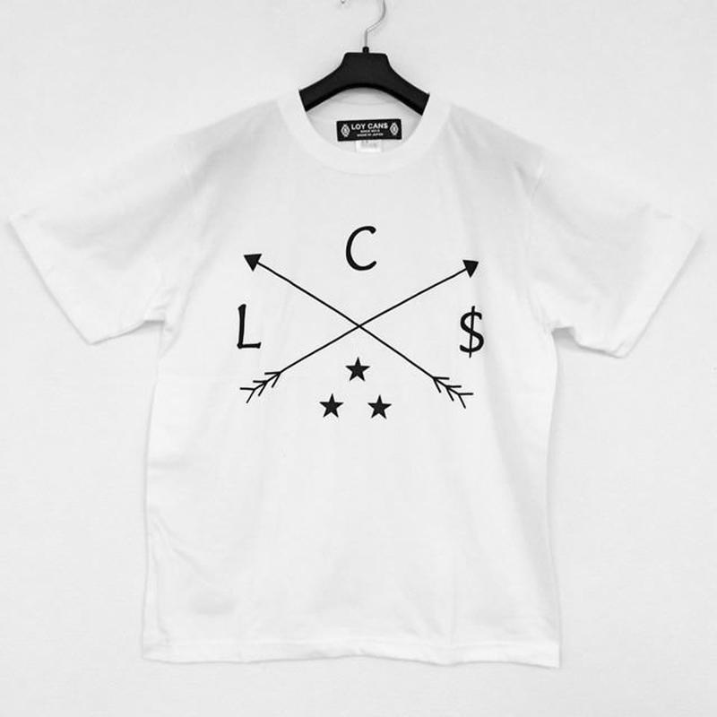 Original Logo T-shirt C White(XXL~3L)