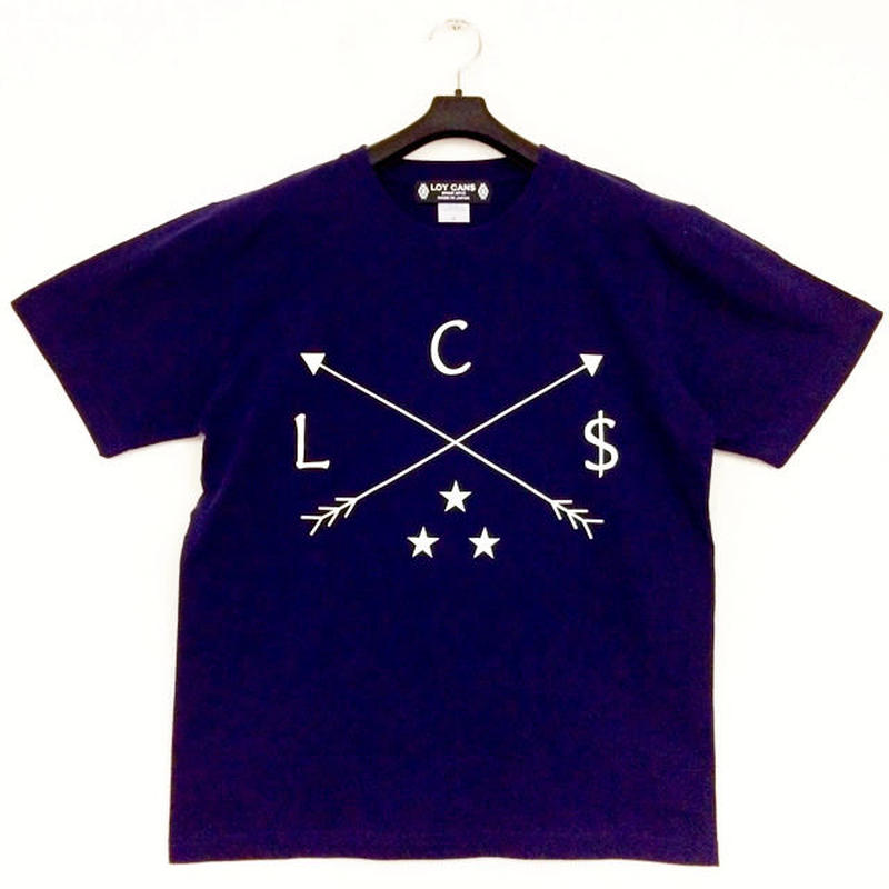 Original Logo T-shirt C Navy(S~XL)