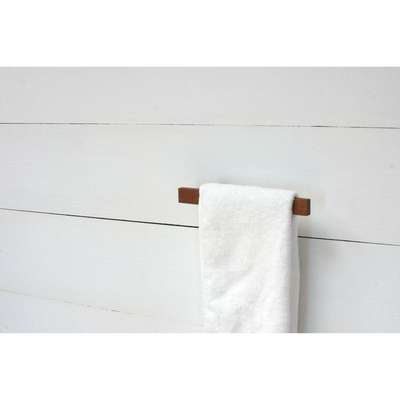 タオル掛け(ショート)/towel rail short no.1