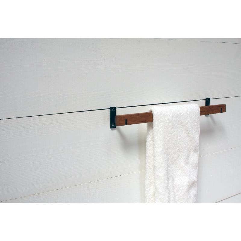 タオル掛け(ロング)/towel rail long no.1