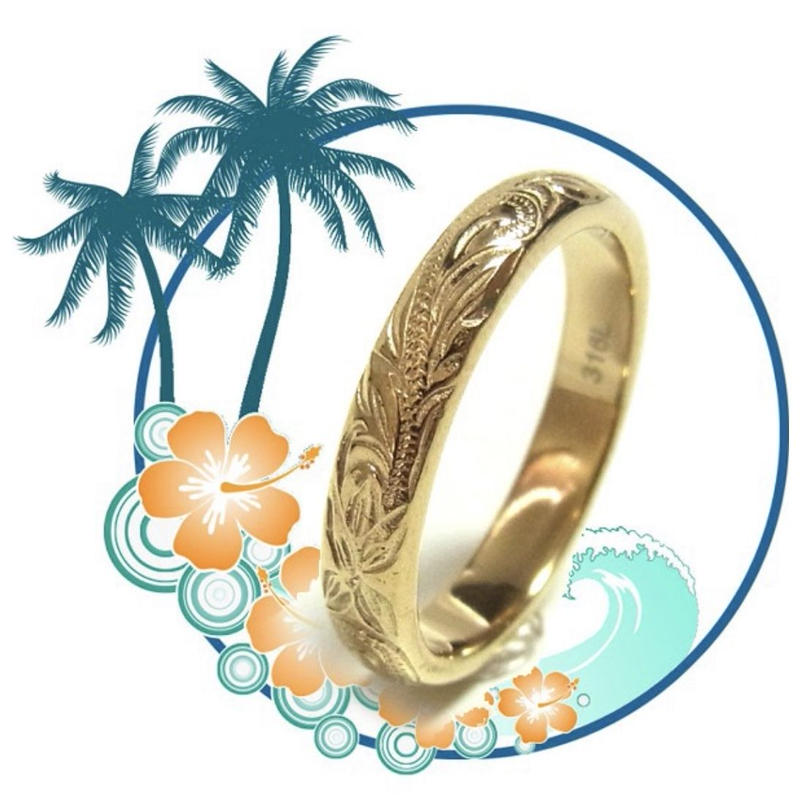 Hawaiian ring