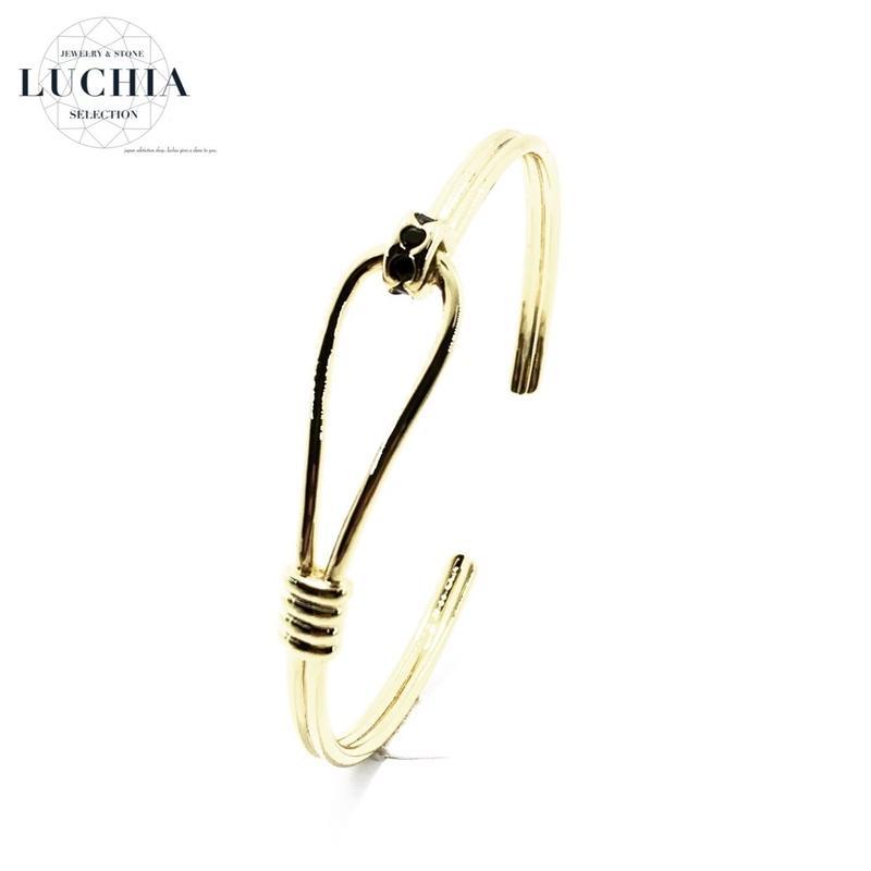 Handmade woven bracelet  type 61 gold