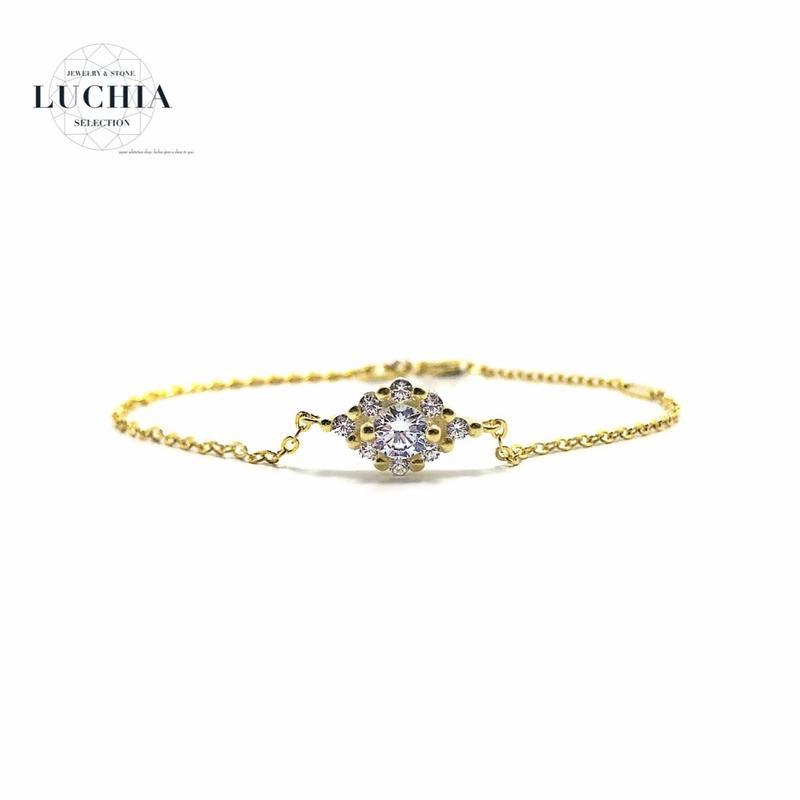 princess series bracelet type 1 gold
