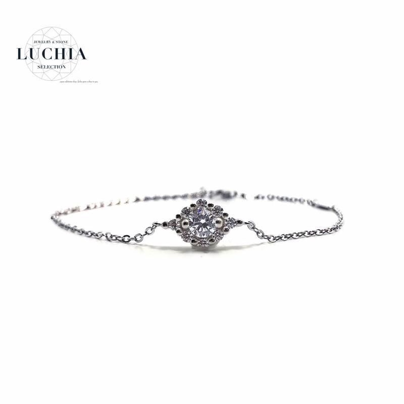 princess series bracelet type 1 silver