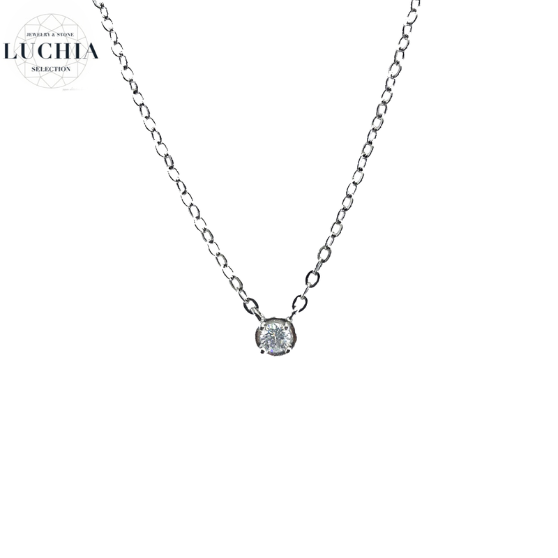 princess series necklace type 2 silver