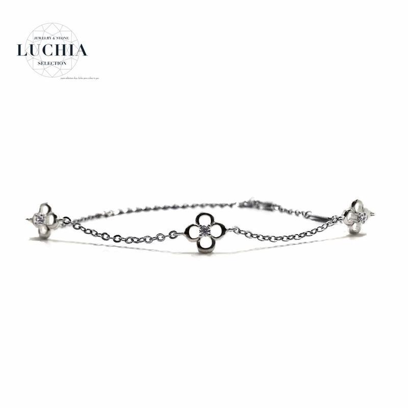 princess series bracelet type 2 silver