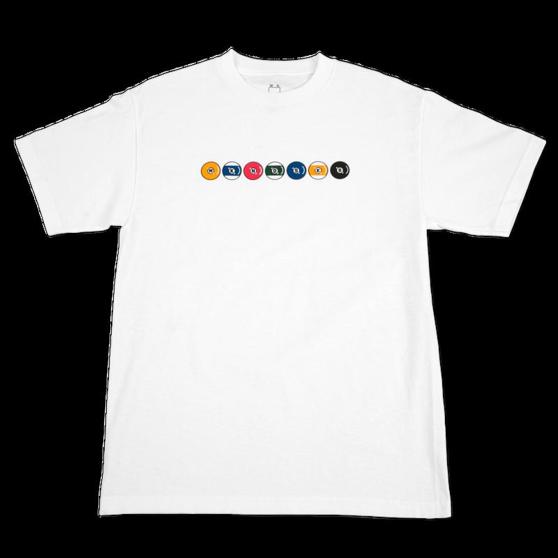 WKND【 ウィークエンド】  WKND SK8 Tee Tシャツ ホワイト