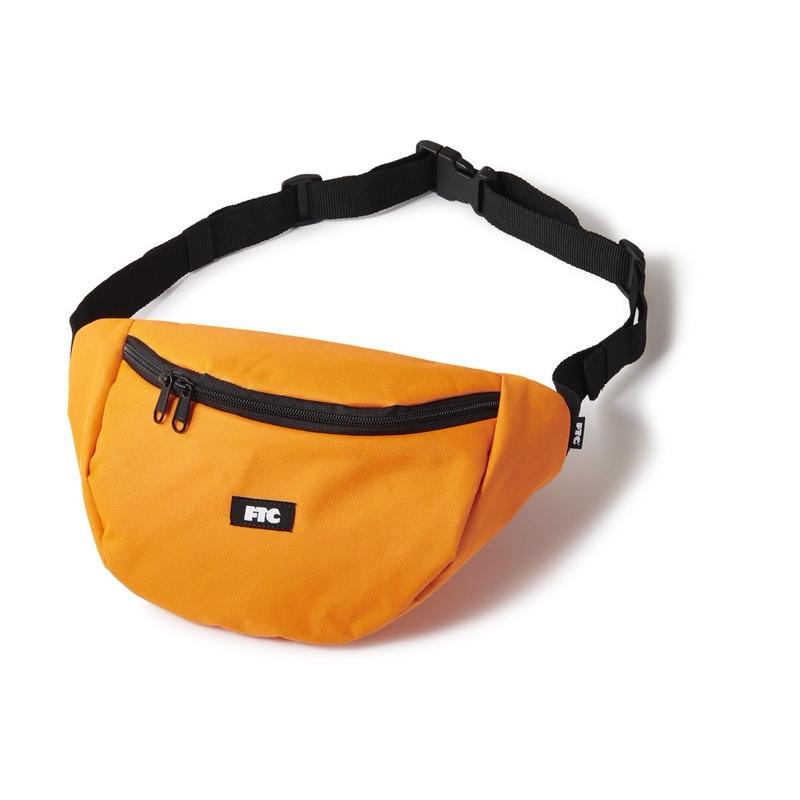 FTC【 エフティーシー】WAIST BAG ORANGE ウェストバッグ オレンジ