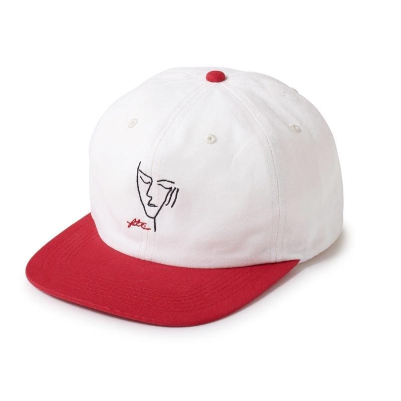 FTC【 エフティーシー】SIGH 6 PANEL CAP OFFWHITE キャップ オフホワオイト