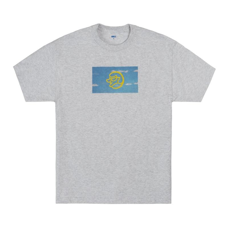 Classic Grip【 クラシックグリップ】101 Tee   Tシャツ アッシュグレー