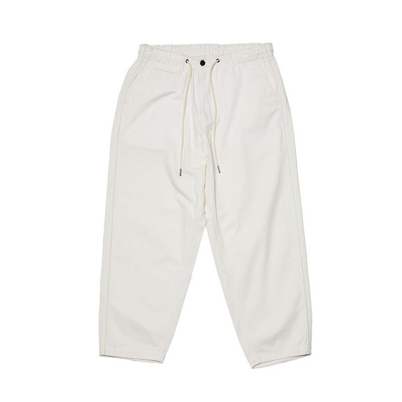 EVISEN【 えびせん】EASY AS PIE PANTS WHITE イージー パンツ ホワイト