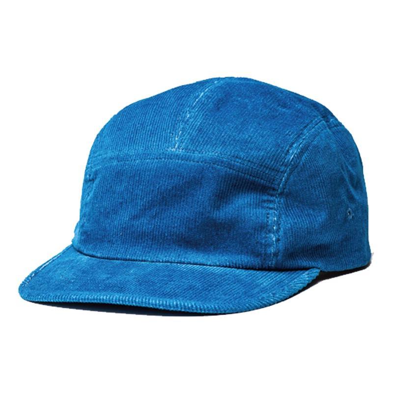 坩堝【 るつぼ】CITY BOY 5 PANEL CAP  DENIM BLUE キャップ 帽子 デニムブルー