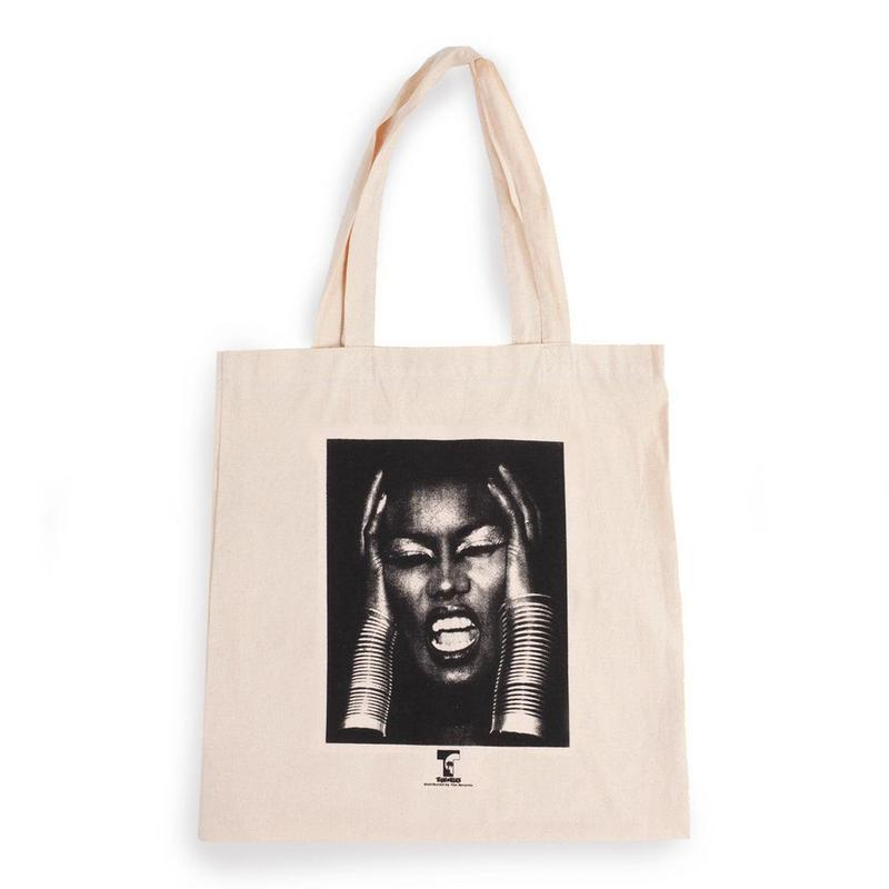 THEORIES【 セオリーズ】Theories Island Life Tote Bag トートバッグ