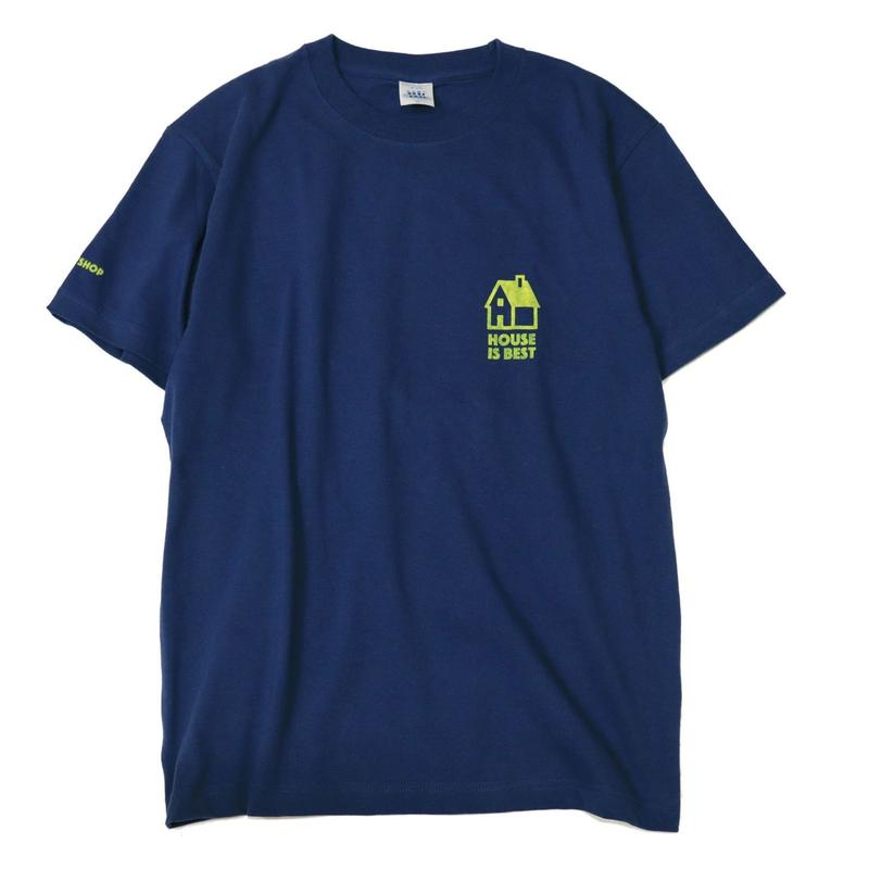 限定 sngwshop【 しながわしょうてん】IS BEST TEE INDIGO Tシャツ インディゴ