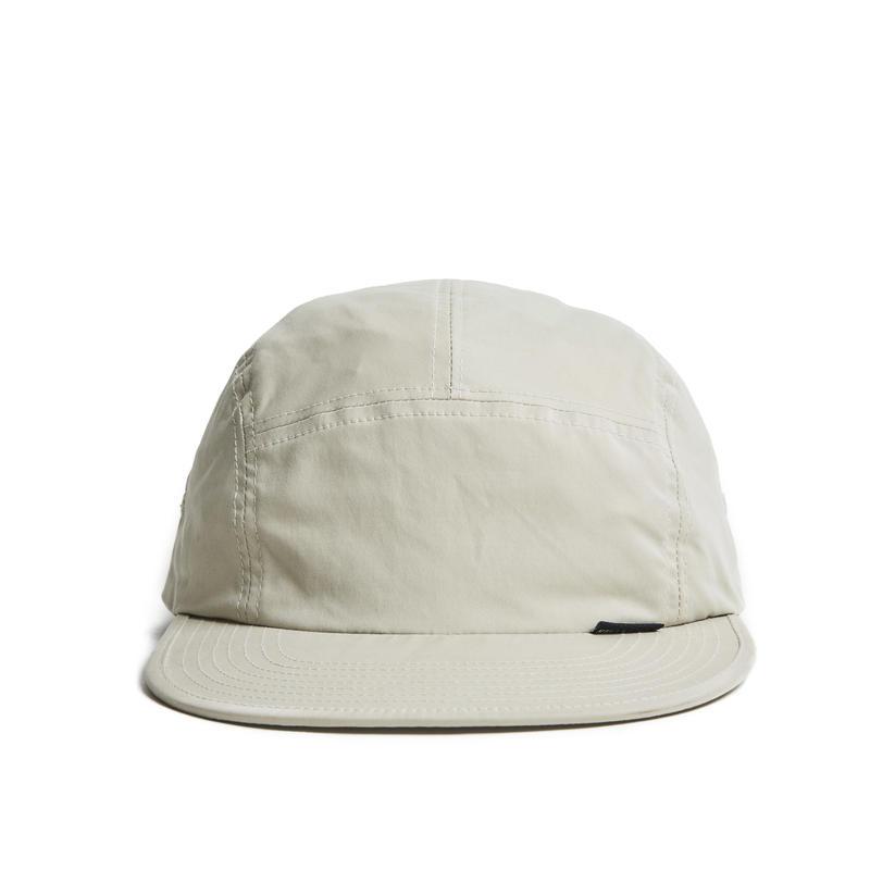 HELLRAZOR【 ヘルレイザー】Nylon Solid Camp Cap GRAY キャップ 帽子 グレー