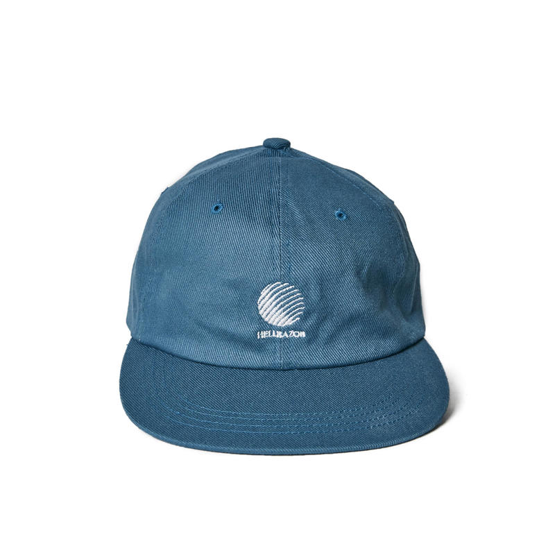 HELLRAZOR【 ヘルレイザー】TRADEMARK LOGO WATCH CAP NAVY キャップ 帽子 ネイビー