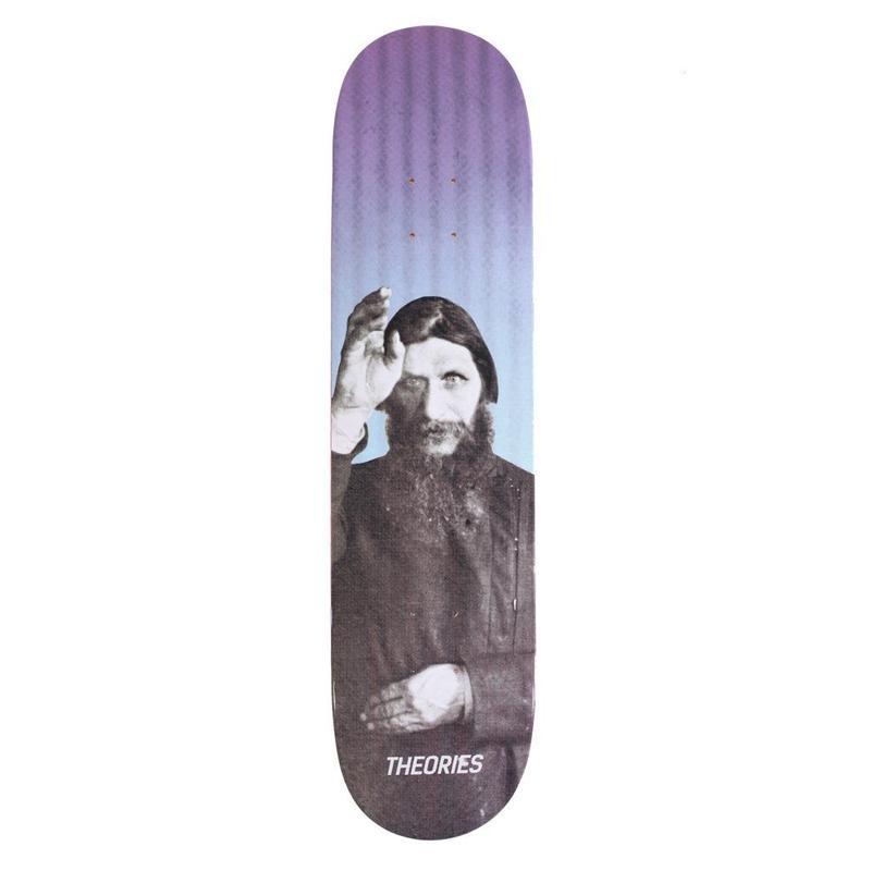 THEORIES【 セオリーズ】Theories Gradient Rasputin Deck デッキ 板  8インチ