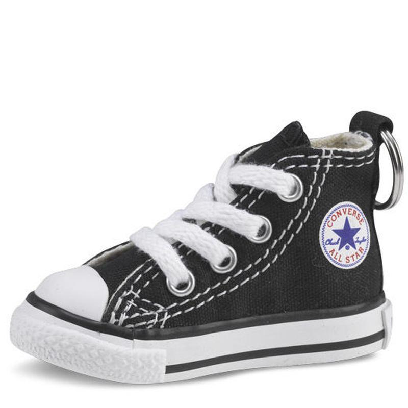 CONVERSE 【 コンバース】Chuck Taylor Sneaker Keychain Black キーホルダー  ブラック