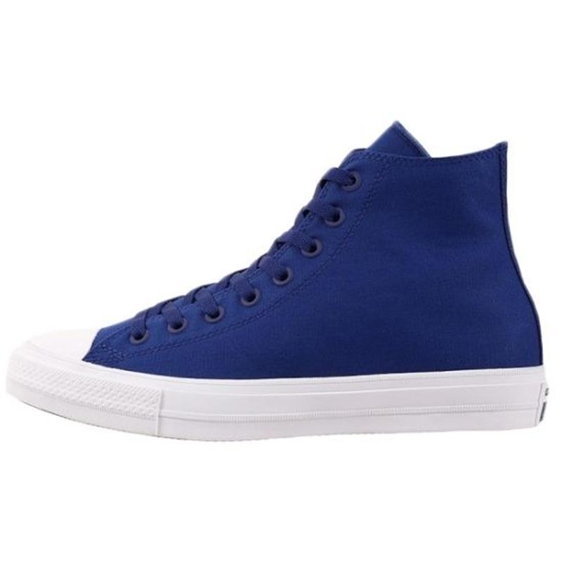 CONVERSE【コンバース】CHUCK TAYLOR ALL STAR II HI - Blue  チャックテイーラー ブルー