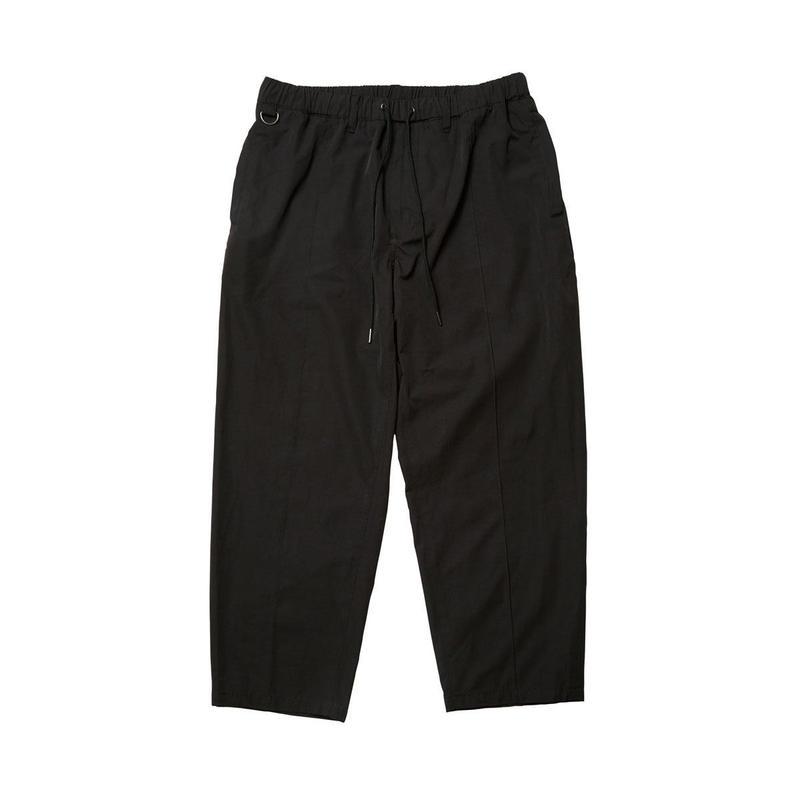 EVISEN【 えびせん】PIN TUCK EASY PANTS BLACK イージー パンツ ブラック