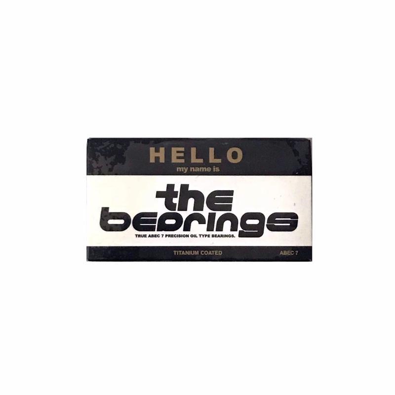 THE BEARING【 ザ ベアリング】ABEC7 BEARING ベアリング