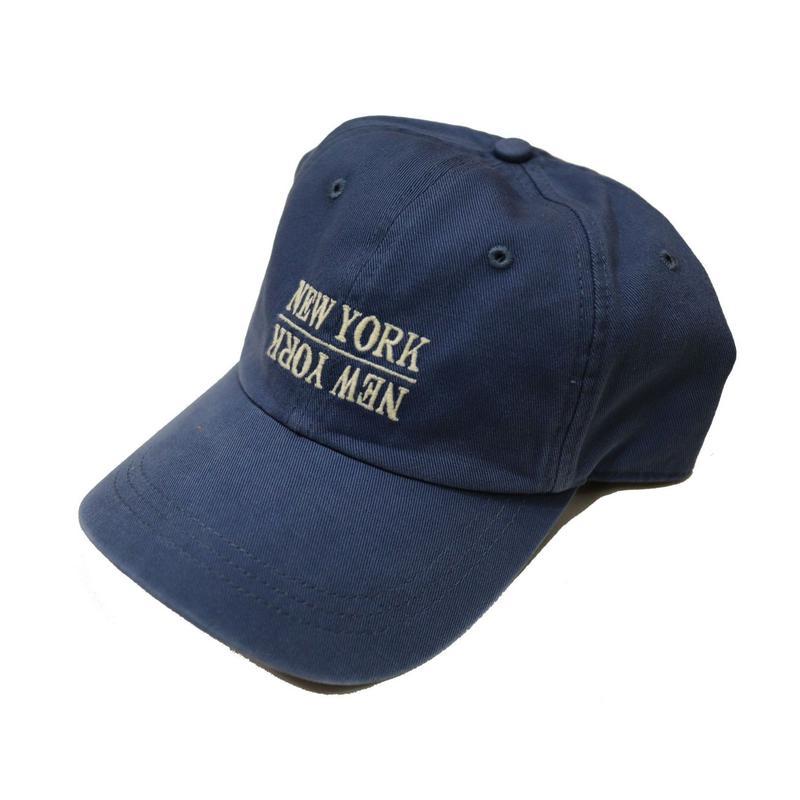 J.CREW【 ジェイクルー】NEWYORK CAP NAVY キャップ ネイビー