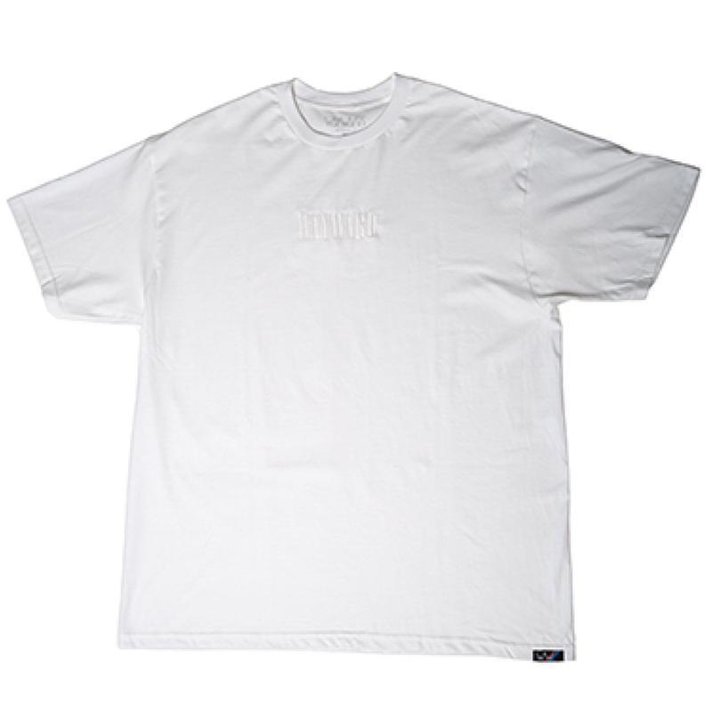 Wayward Wheels【ウェイワードウィールス 】Embroide Logo Tee  Tシャツ ホワイト