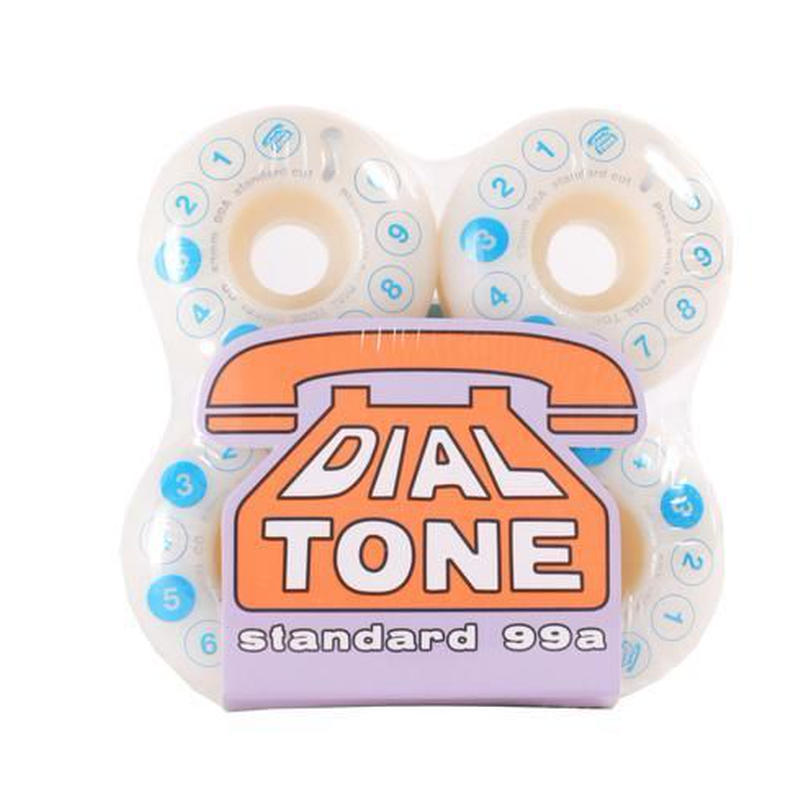 DIAL TONE【 ダイヤルトーン】Dial Tone Wheel Co Jahmal Williams Abstract Round Wheels 53mm ウィール