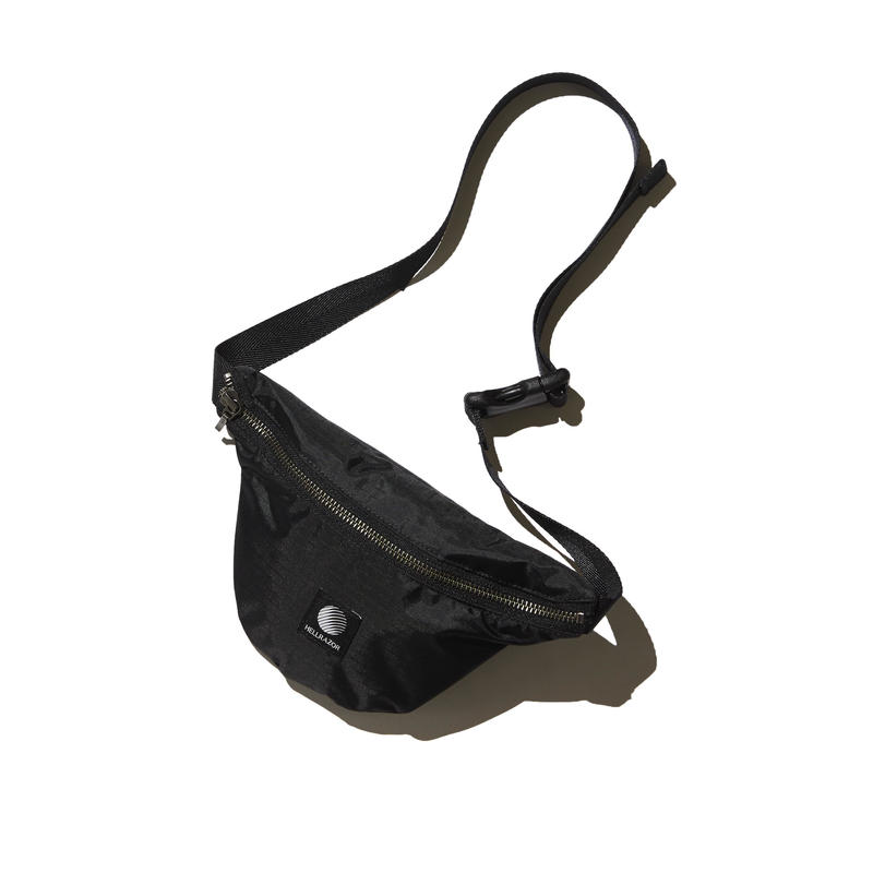 HELLRAZOR【 ヘルレイザー】STASH BAG BLACK スタッシュバッグ ブラック