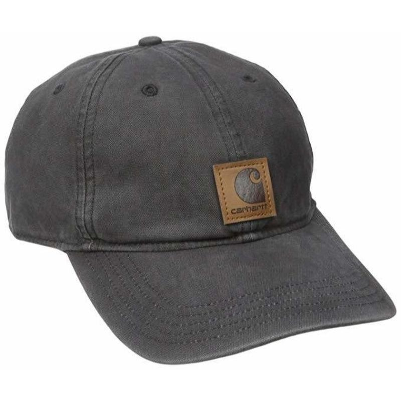 Carhartt 【カーハート】 Odessa cap 帽子 ブラック