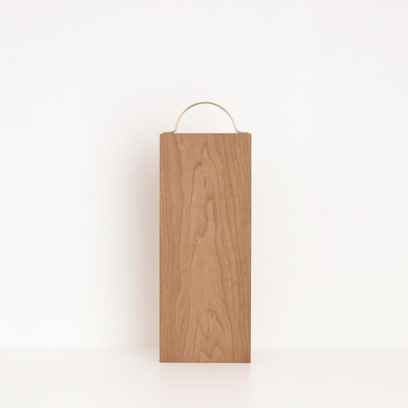 カッティングボード(半円形/チェリー)