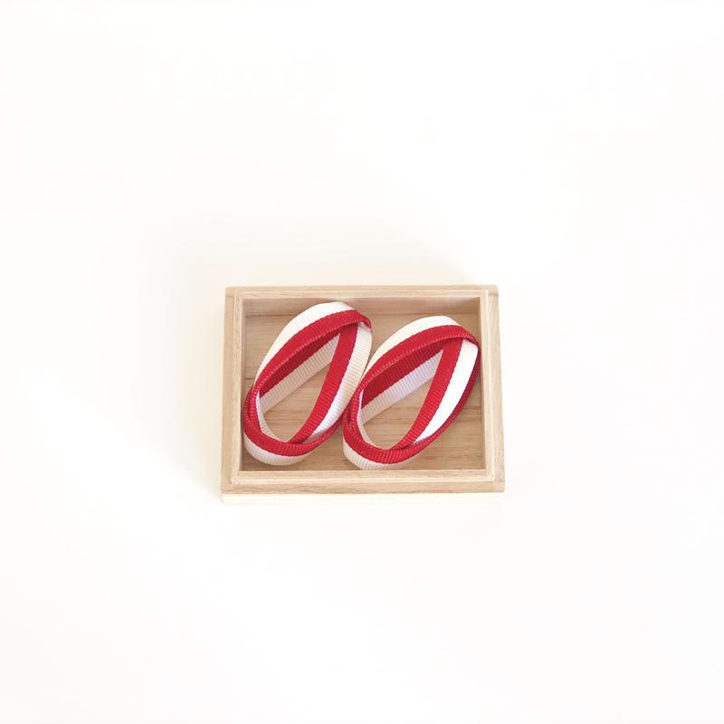ハレノヒハシオキ(紅白2個セット/桐箱入り)