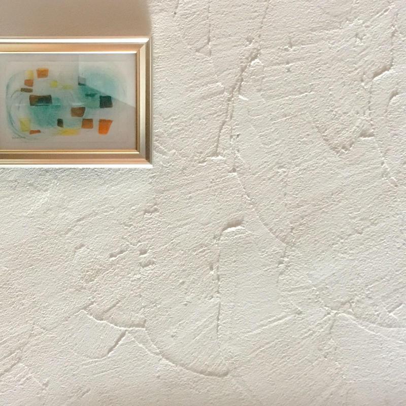 『スィーツ -抽象』  色鉛筆、ほかミクストメディア /  原画   /作  蘭太郎
