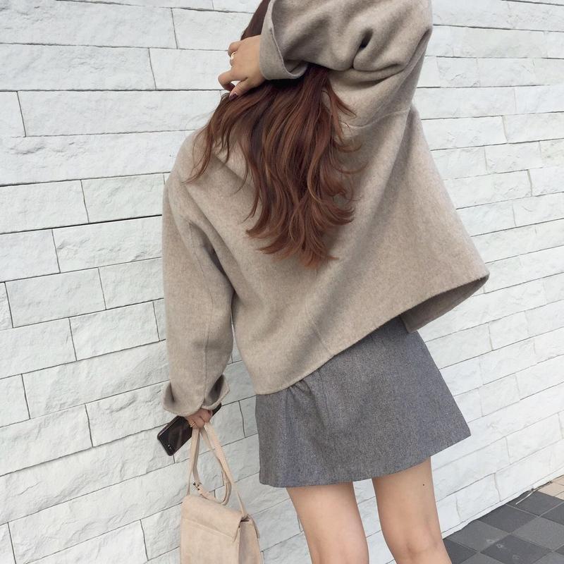 Aline mini SK / gray