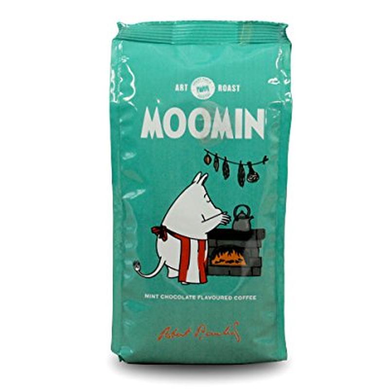 ロバーツコーヒー(ROBERT'S COFFEE) ムーミンシリーズ チョコミントコーヒー(ムーミンママ) 200g