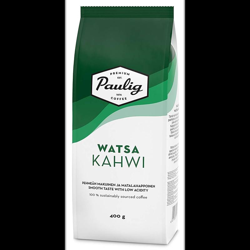パウリグコーヒー(Paulig Coffee) おなか コーヒー 400g入り×4袋セット (1.6kg) フィンランドのコーヒーです