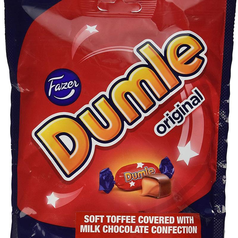 ファッツェル チョコレート ミルクキャンディー 220g×1袋