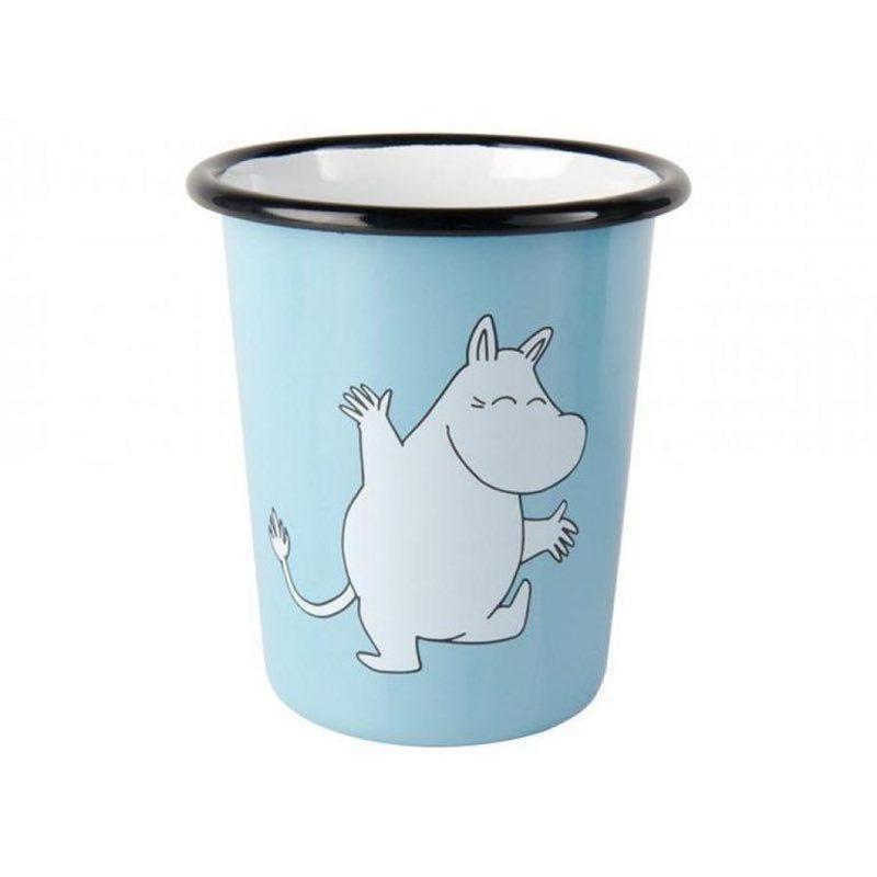Muurla (ムールラ) ムーミン ホーローカップ ムーミン 4DL