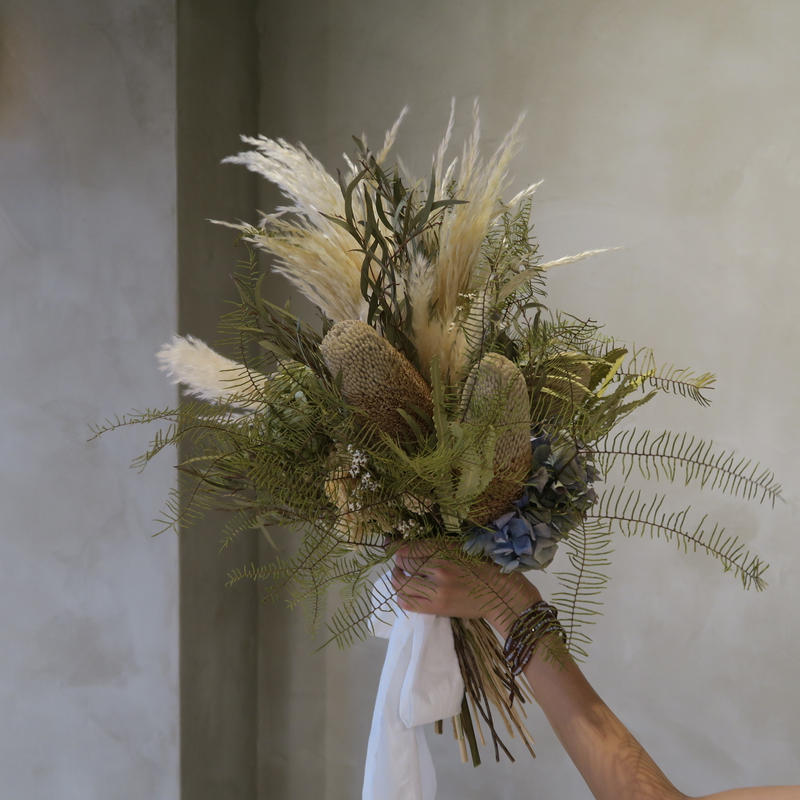 ドライフラワー・ブーケ / Dryflower bouquet 04