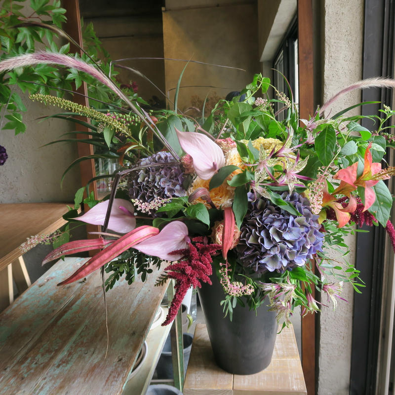 Seasonal arrangement / 秋色LL-1