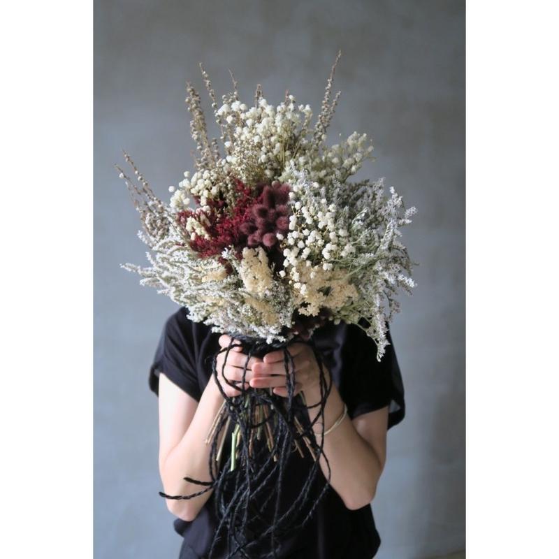 ドライフラワー・ブーケ/Dryflower Bouquet 02