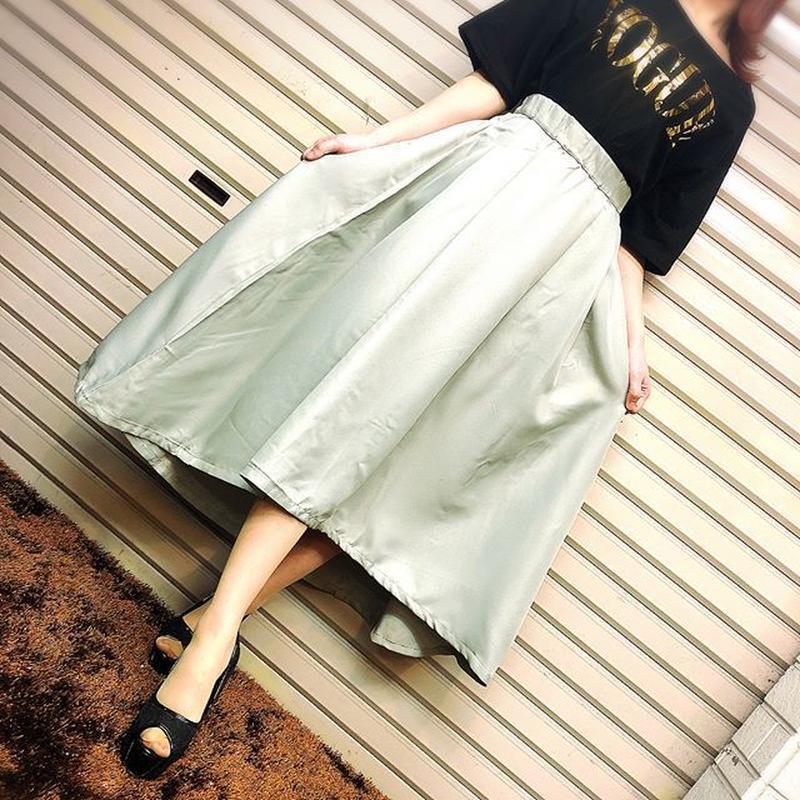フレアアシメスカート