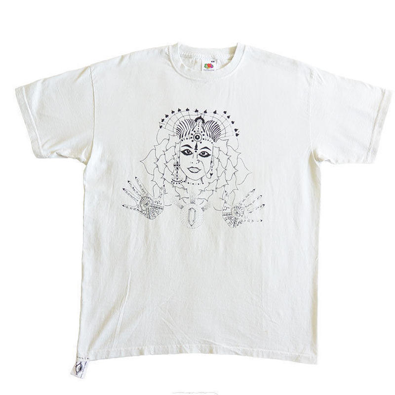 Θhpion Esoteric Tattoo T-shirts (ga004b_wht)