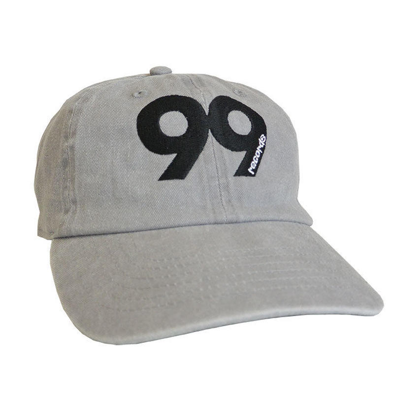 """""""E-yang""""  99 records / Low Cap -pigment dyed- / grey (epc.99.g)"""