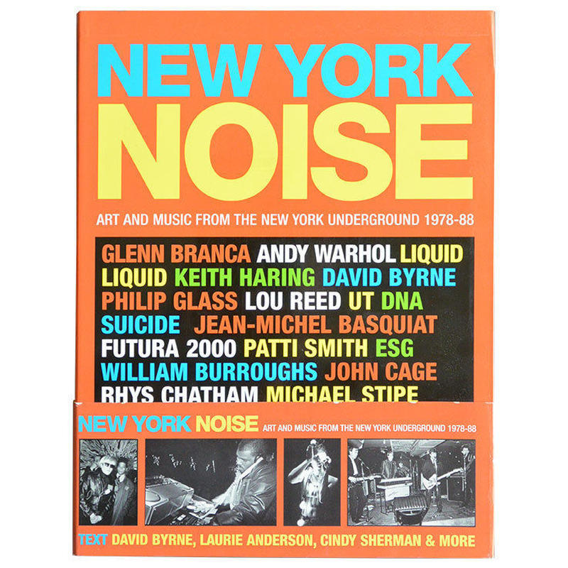 (used) new york noise (m011)
