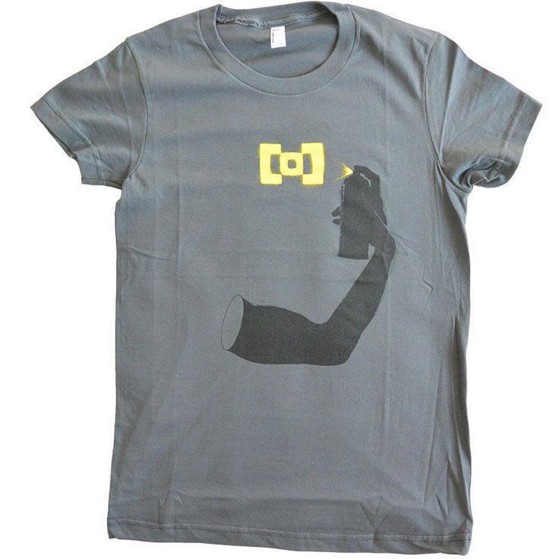 "berghain t-shirts ""spreydose"" (ga002a) asphalt"