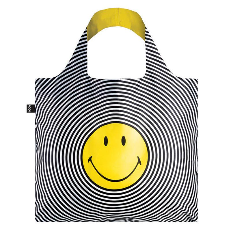 """""""LOQI """" smiley spiral bag (SM.SP)"""
