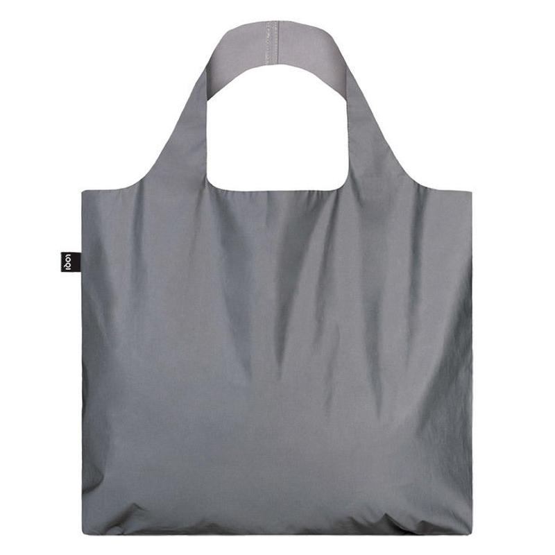 """LOQI "" reflective silver bag (RE.SI)"