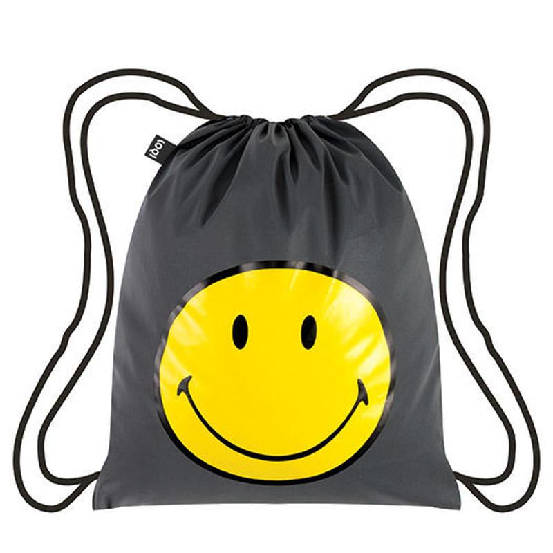 """LOQI "" reflective smiley bag pack (BP.RE.SM)"